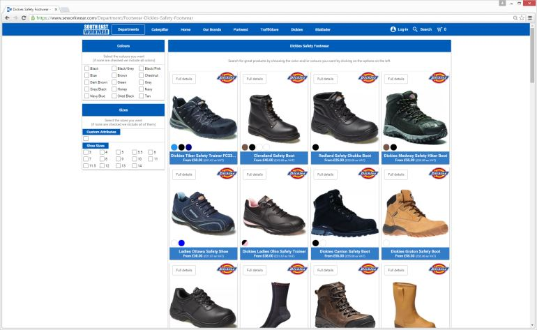 ECommerce Screenshot